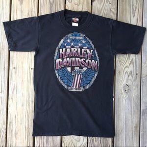 2011 Harley-Davidson of Korea Seoul Tee